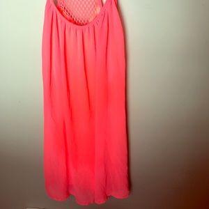 Dresses & Skirts - Hot Pink Summer Dress 🎀